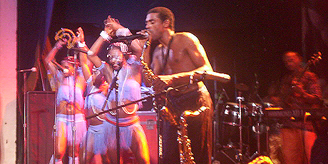 No Phantom at the Opera House: Femi Kuti brings the Afrobeat buzz to Toronto