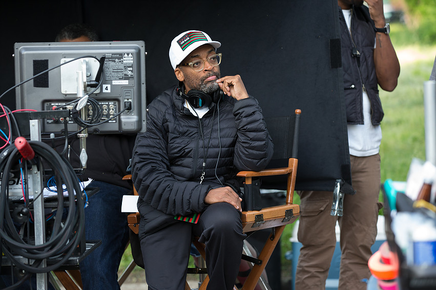 Creating without fear: Spike Lee on believing in yourself, believing in your voice, and the need to keep moving