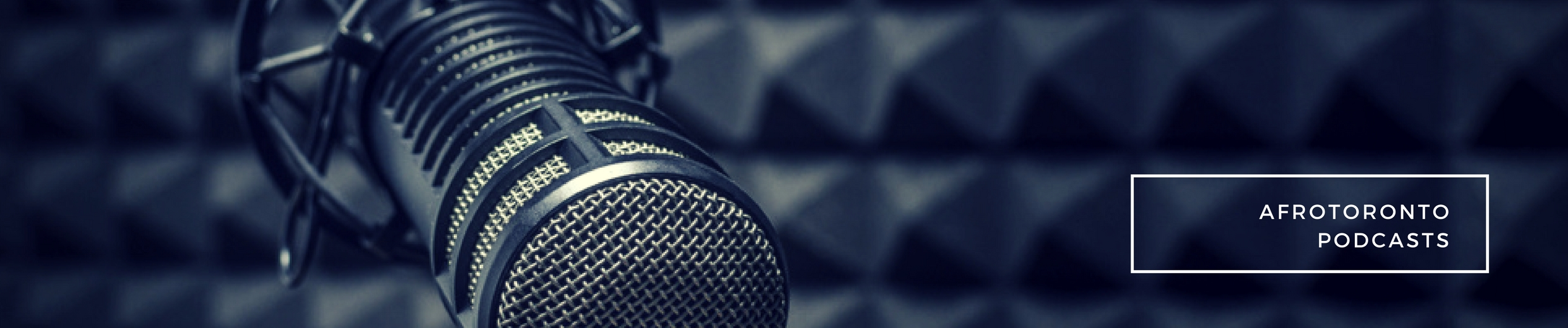 Podcasts header
