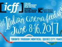 The Italian Contemporary Film Festival (ICFF) 2017