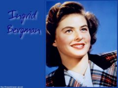 TIFF Cinematheque Presents - Ingrid Bergman