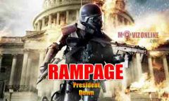 Movie Giveaway - RAMPAGE President Down