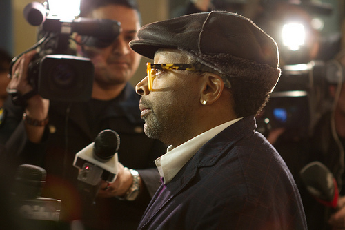 Spike Lee: For the love of film and music